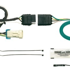 hopkins 41135 plug in simple vehicle wiring kit t connectors allow you to [ 1500 x 879 Pixel ]