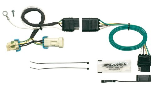 small resolution of hopkins 41135 plug in simple vehicle wiring kit t connectors allow you to