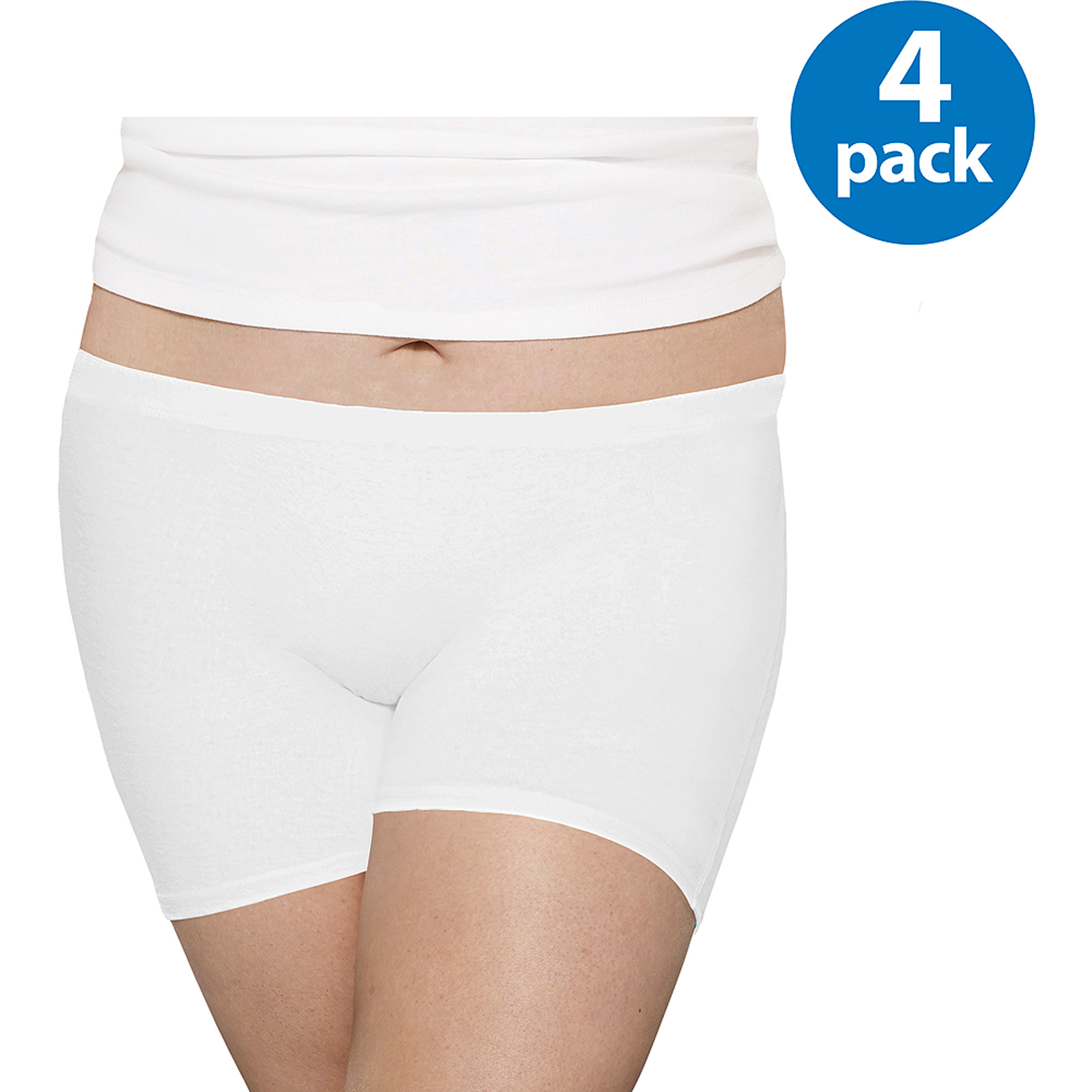 Fit for me by fruit of the loom cotton assorted boxer briefs pack plus also rh walmart
