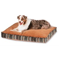 Petmate- Antimicrobial Deluxe Pillow Dog Bed - Walmart.com