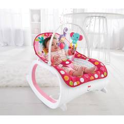 Baby Chairs At Walmart Swivel Chair Ikea Malaysia Fisher Price Infant To Toddler Rocker Seat Bouncer
