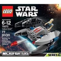 LEGO Star Wars Set 7256: Jedi Starfighter and Vulture ...