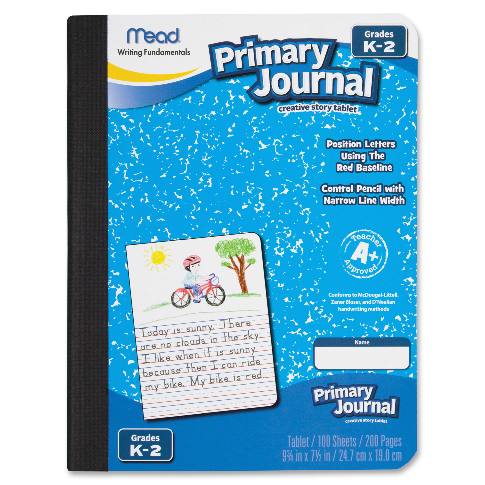 Primary Journal Writing Paper Printable