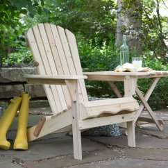 Merry Garden Adirondack Chair Antique Wooden Styles Foldable Kit Natural Walmart Com