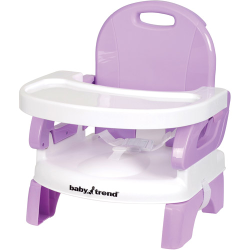 portable high chair booster menards lawn cushions baby trend seat lavender walmart com