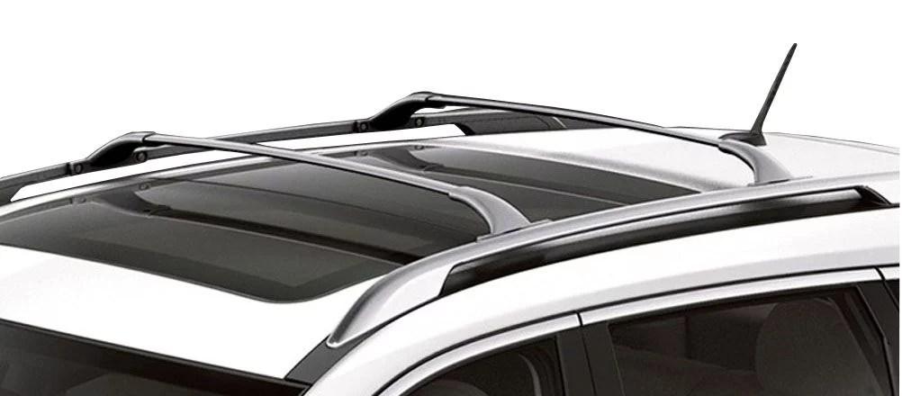 brightlines aero cross bar roof rack for 2014 2019 nissan rogue