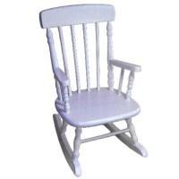 Kids Spindle Rocking Chair - Walmart.com