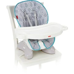 Fisher Price Spacesaver High Chair Best Chairs Geneva Glider Ottoman Espresso Caviar Velvet Fisher-price - Walmart.com