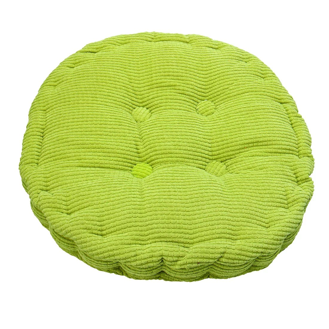 home patio round shaped thickened pillow cushion chair pad