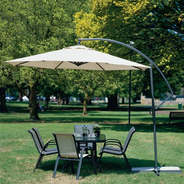 Coolaroo 12-ft. Cantilever Patio Umbrella