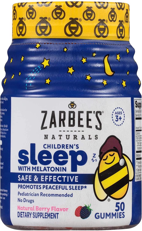 Zarbee's Naturals Children's Sleep with Melatonin ...