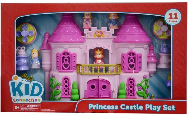 Kid Connection Princess Castle Play Set Walmart