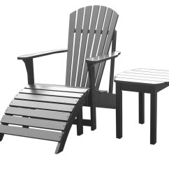 Adirondack Chairs Walmart For Rent Chair And Side Table In Black
