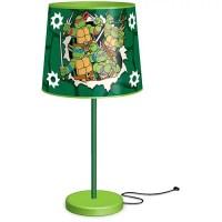 Teenage Mutant Ninja Turtles Metal Table Lamp - Walmart.com