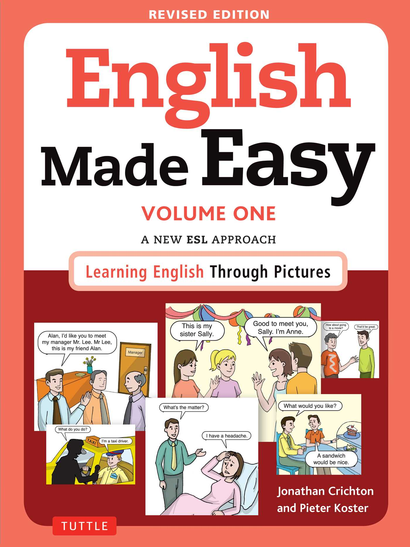 English Made Easy Volume One A New Esl Approach