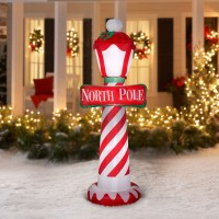 north pole outdoor christmas decorations