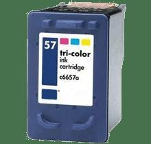 Zoomtoner Compatible HP PSC 1315 HP C6657A (57) INK / INKJET Cartridge Tri-Color | Walmart Canada