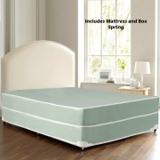 Continental Sleep Innerspring System Waterproof Vinyl Orthopedic Mattress Ideal For Insutional And Home Health