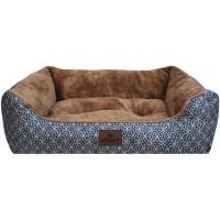 Stuft Urban Lounger Pet Bed, Large, Blue - Walmart.com