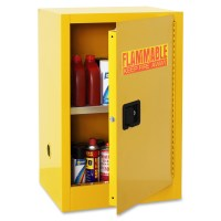 Edsal Flammable Safety Cabinet, SC12F - Walmart.com