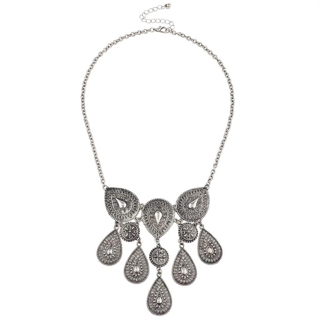 Naszyjniki i wisiorki Biżuteria i Zegarki Lux Accessories