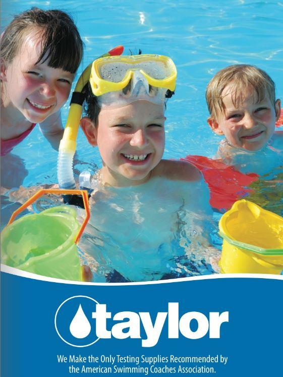 Taylor K-1004 Safety Plus Swimming Pool Chlorine Bromine ...