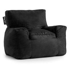 Big Joe Chairs At Walmart Inexpensive Patio Chair Cushions Media Suite Lounger - Black Comfort Suede Walmart.com