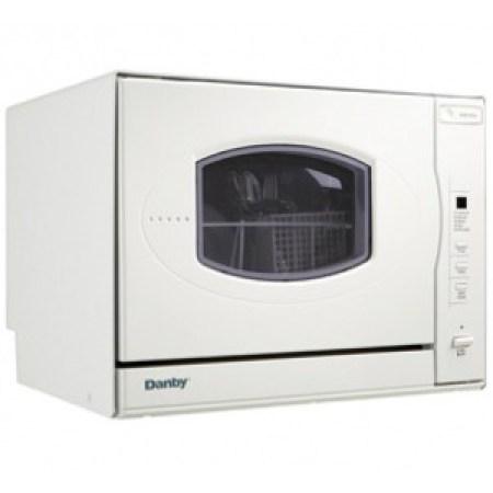 Danby 4-Place Setting Compact Countertop Dishwasher