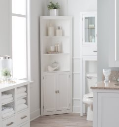 corner linen cabinet [ 1600 x 1600 Pixel ]
