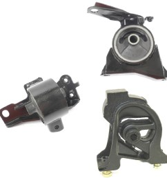 cf advance for 93 97 geo prizm 1 6l fwd engine motor transmission mount manual set 3pcs 1993 1994 1995 1996 1997 walmart com [ 1900 x 1900 Pixel ]