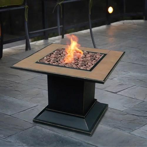 Bond 1 Lb Propane Gas Firepit Table  Walmartcom