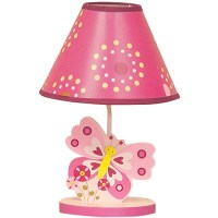 Bedtime Originals by Lambs & Ivy - Lamp with Shade & Bulb ...