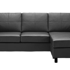 Small Es Configurable Sectional Sofa Black Fusion Corner Bed Spaces  Roselawnlutheran