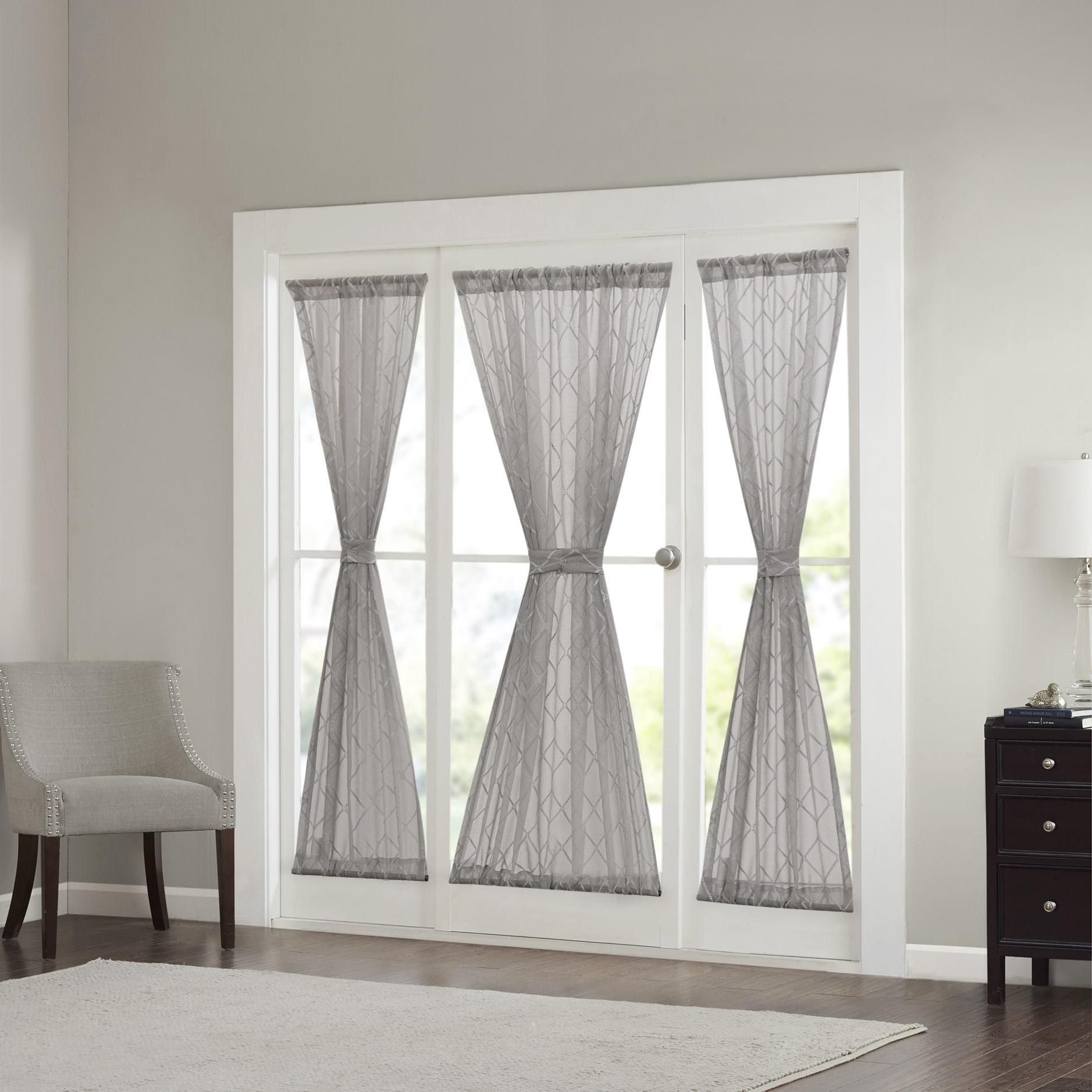 Sidelight curtains walmart - Sidelight Curtain Panels