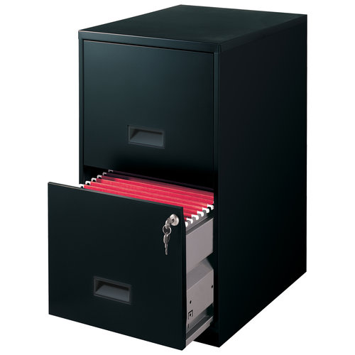 Filing Cabinet 2Drawer Steel File Cabinet with Lock