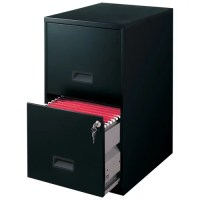 Filing Cabinet 2-Drawer Steel File Cabinet with Lock ...