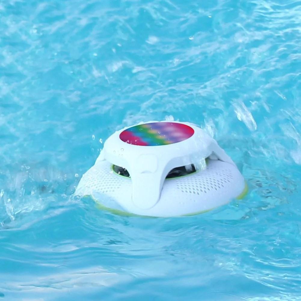 COWIN Swimmer IPX7 Floating Waterproof Bluetooth Speakers Portable ...