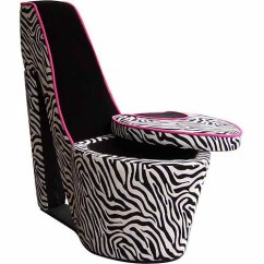 Leopard High Heel Chair Ikea Childrens Plastic Table And Chairs Ore International Heels Storage Multiple Colors Walmart Com