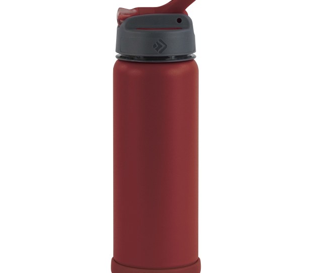 Outdoor Products 0 75 Liter Tritan Flip Top Water Bottle Smoke Walmart Com