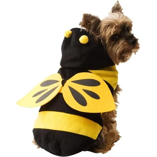 Halloween Bumble Bee Dog Costumes