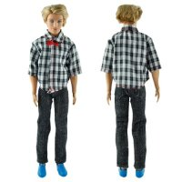 Doll Clothes Casual Clothing Suitable for ken - Walmart.com