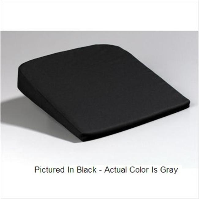 A1001GR Small Seat Wedge Pillow  Gray  Walmartcom