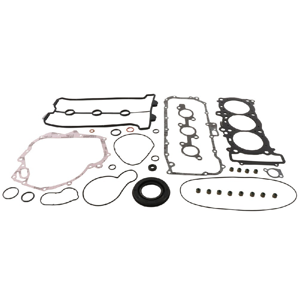 Vertex Full Top Gasket Set with Oil Seals (711319) for