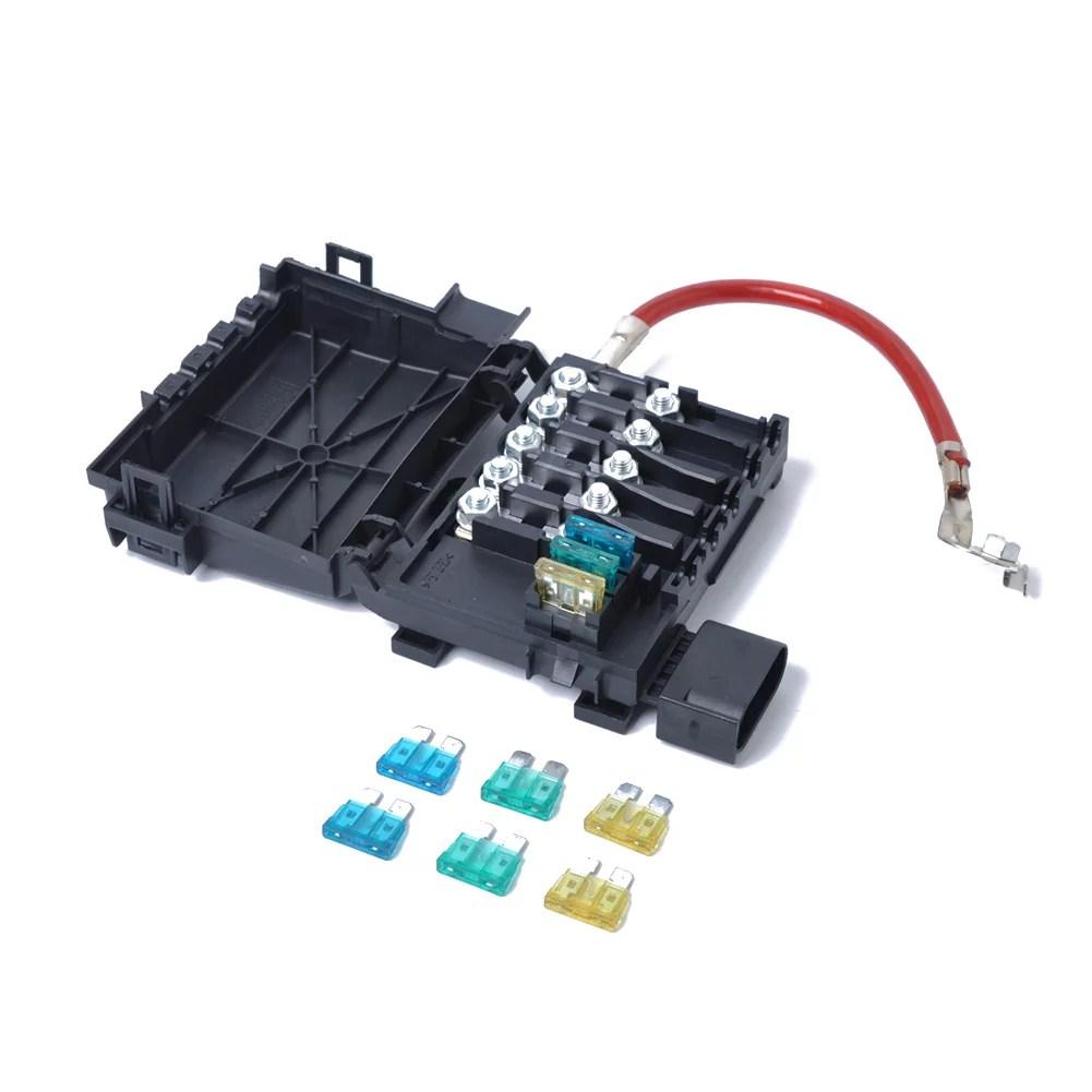 medium resolution of fuse box battery terminal 1j0937550a for 1999 2004 vw jetta golf mk4 2004 vw golf fuse box