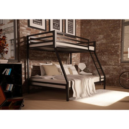 Twin Over Full Bunk Bed Only 159 00 At Walmart Holiday Deals And