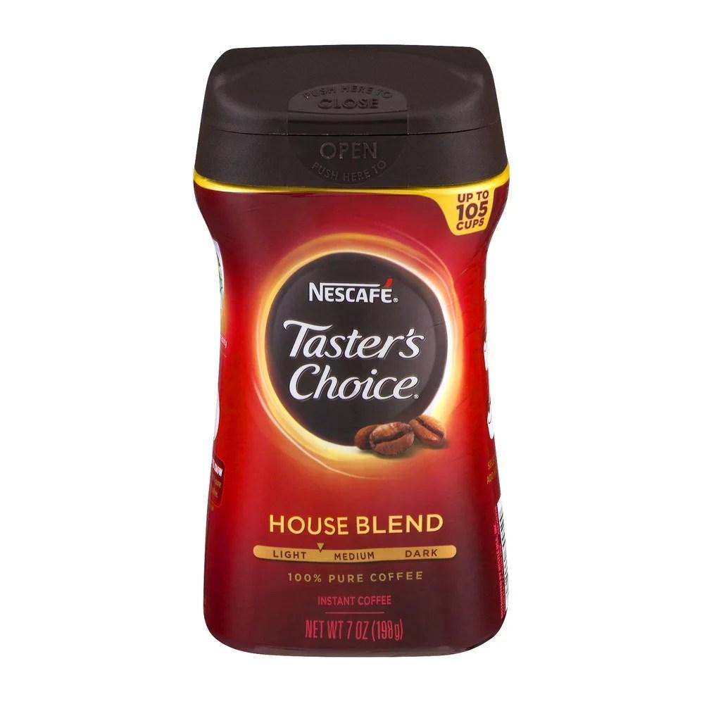 028000300500 UPC Nescafe Taster39s Choice Original Coffee