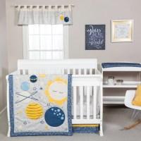 Trend Lab Galaxy 3 Piece Crib Bedding Set - Walmart.com