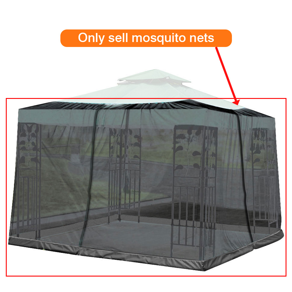 outdoor mosquito net patio umbrella cover mosquito netting screen uv resistant mosquito netting for outdoor yard camping
