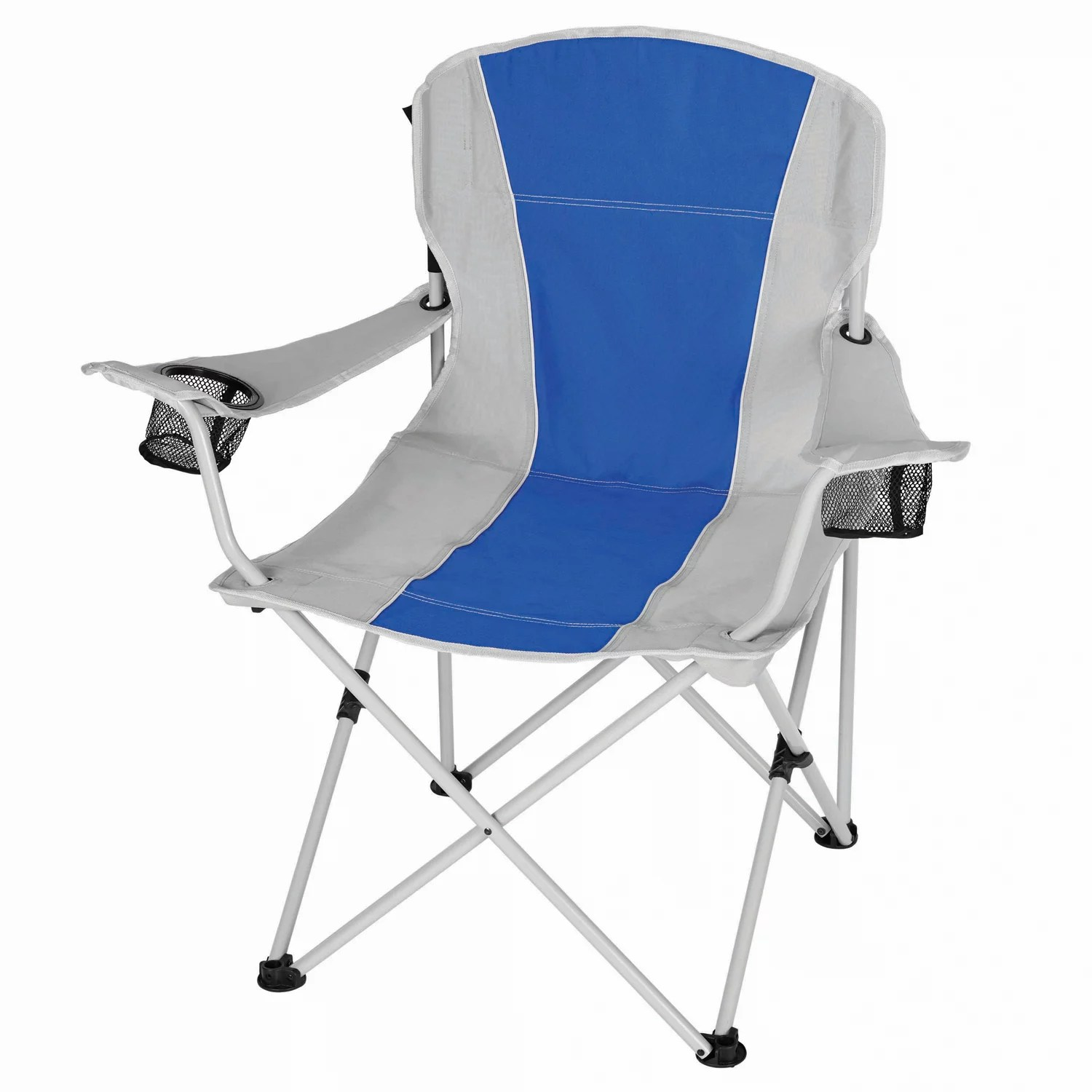 coleman oversized quad chair with cooler pouch ergonomic desk camping furniture - walmart.com