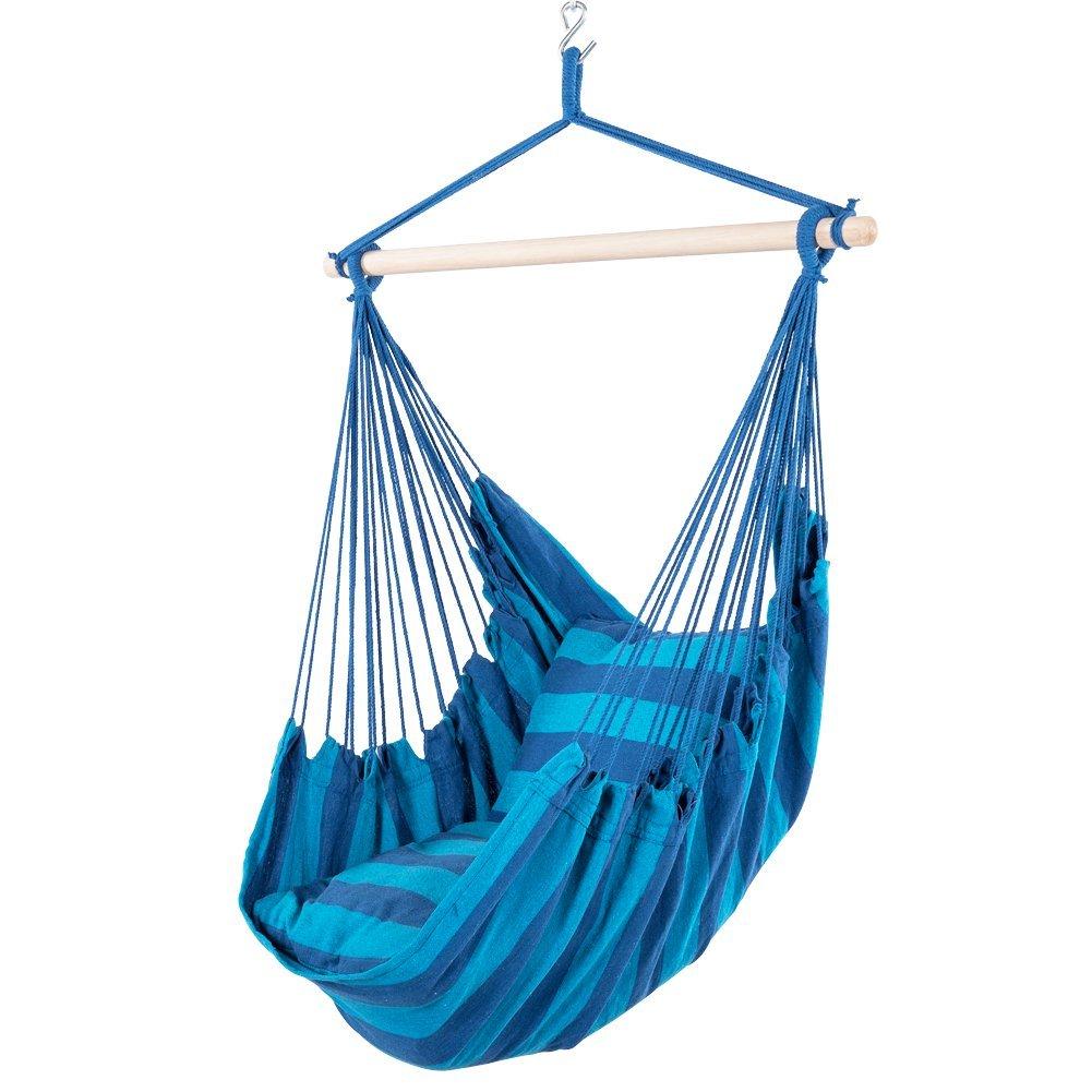 hanging tree swing chair desk rolling clevr indoor outdoor hammock porch lounge patio sky walmart com